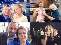 Zobacz zabawne zdjęcia gwiazd z portali społecznościowych