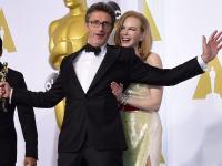 """""""Ida"""" dostała Oscara. Tak Paweł Pawlikowski cieszył sięz wygranej [ZDJĘCIA]"""