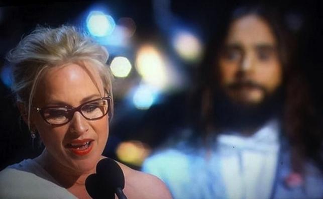 Jared Leto prawie jak Jezus