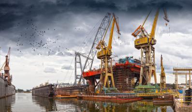 Stocznia Gdańska - zdjęcie ilustracyjne