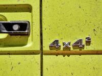 Mercedes niezniszczalny jak czołg! Oto nowy G 500 4x4², czyli terenówka do kwadratu. ZDJĘCIA