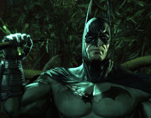 Arkham Asylum - Batman jak żywy!