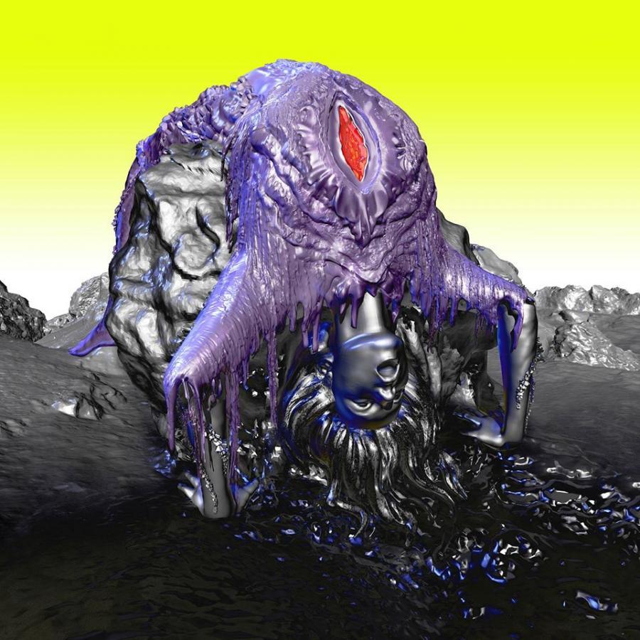 Björk na okładce nowej płyty