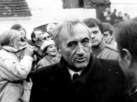 """Byli działacze """"S"""" w Kielcach przeciwko uhonorowaniu Mazowieckiego"""