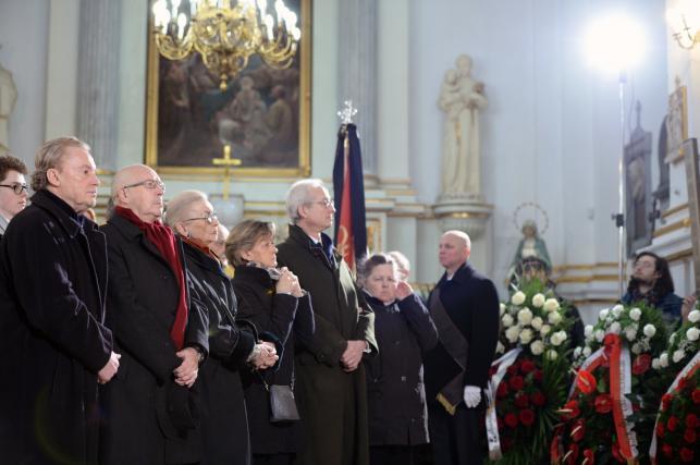 Pogrzeb Bohdana Tomaszewskiego
