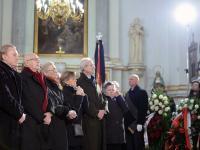 Pogrzeb Bohdana Tomaszewskiego. ZDJĘCIA
