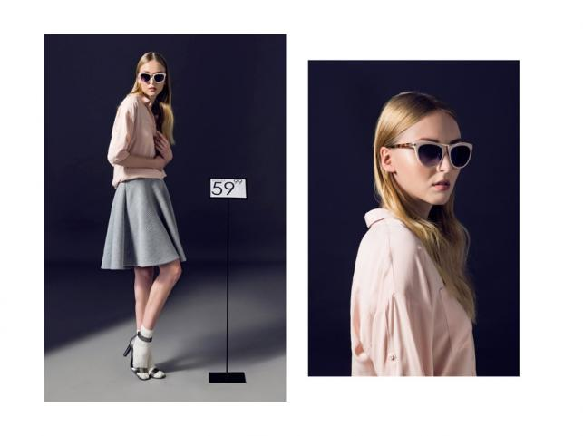 "Lookbook ""special price"" kolekcji Top Secret wiosna 2015"