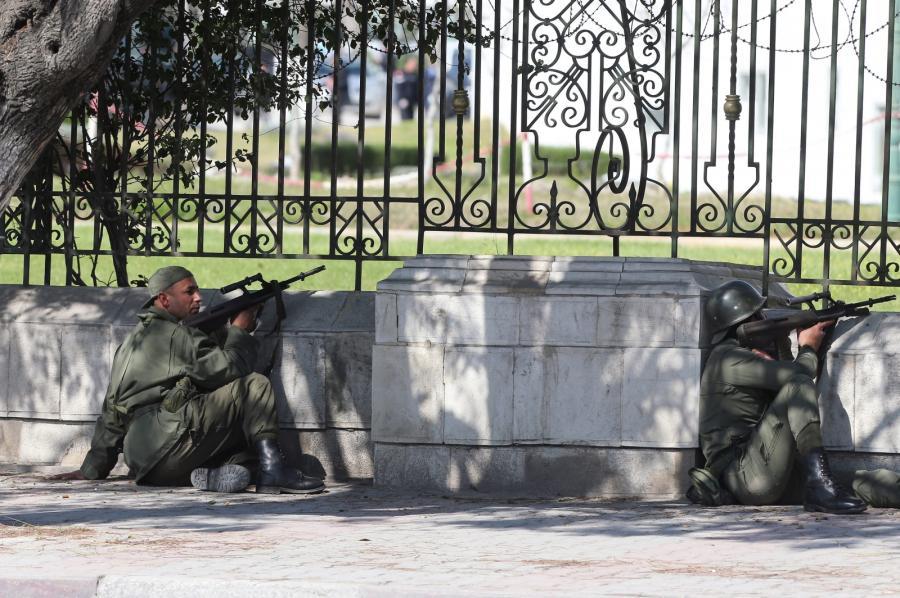 Siły specjalne po zamachu