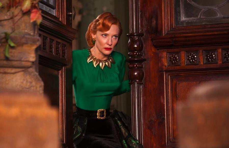 Kopciuszek ma pomóc Cate Blanchett dostać rolę w \