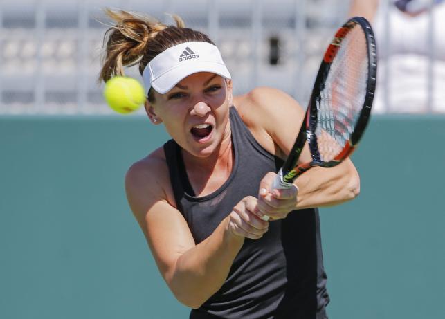 WTA Miami: Halep uzupełniła grono ćwierćfinalistek