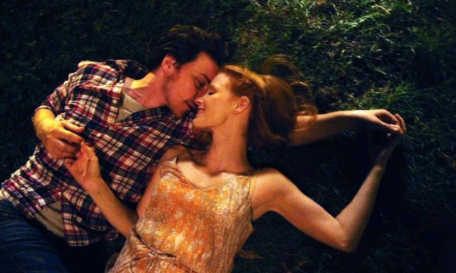 Wreszcie świetne kino na DVD: Jessica Chastain i James McAvoy w \