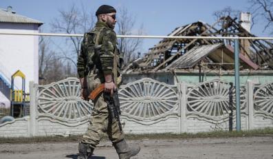Prorosyjski separatysta