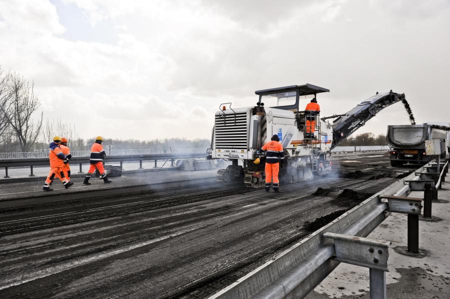 Rozpoczął się remont Mostu Łazienkowskiego w Warszawie