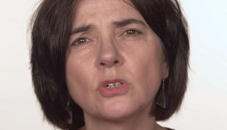 Screen ze spotu Feminoteki