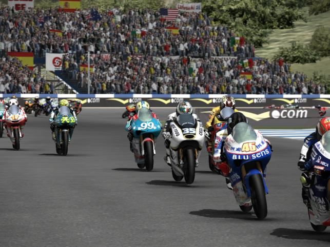 Moto GP, PC