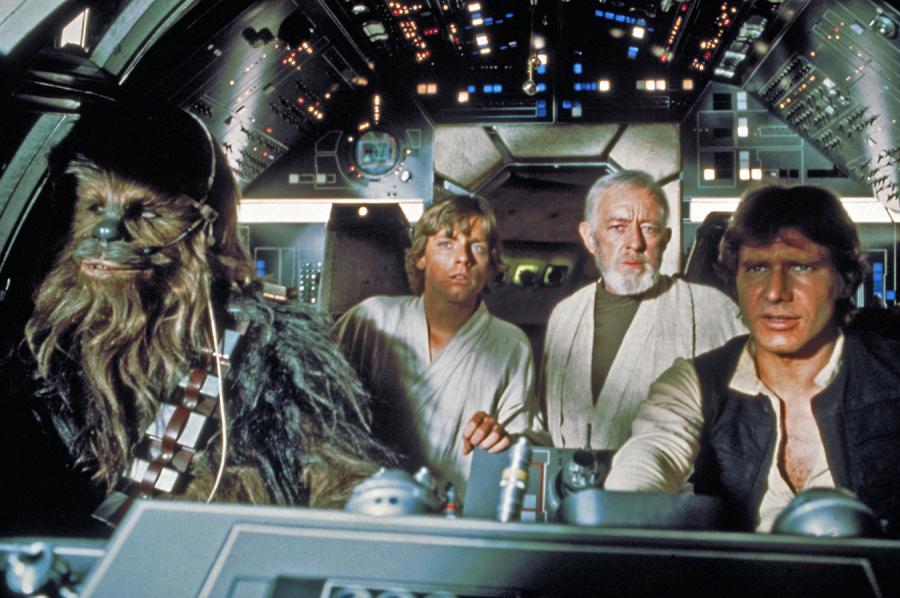 Han Solo z \