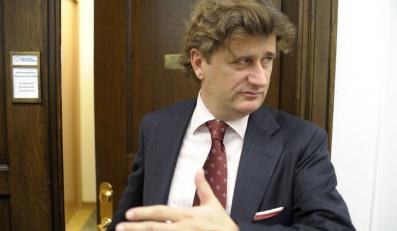 Palikot zeznawał w prokuraturze w sprawie znieważenia prezydenta