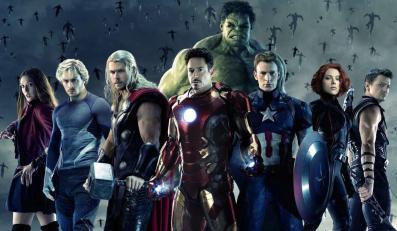 Avengersi zjednoczeni w walce
