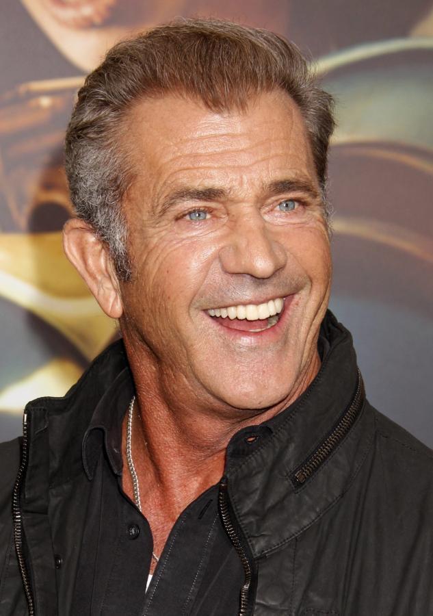 """Mel Gibson na uroczystej premierze filmu """"Mad Max: Na drodze gniewu"""" w Los Angeles"""