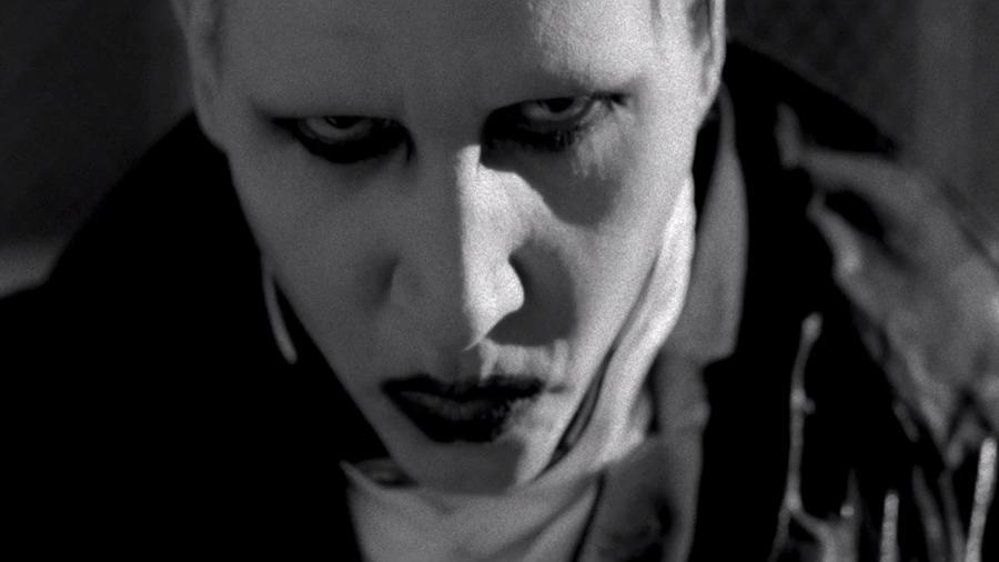 Marilyn Manson mefistofelesem z Los Angeles