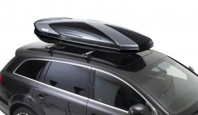 Większy samochód, czyli z bagażem na dachu
