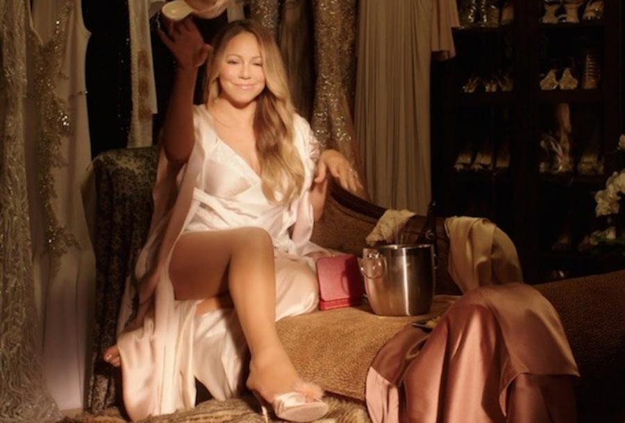 Mariah Carey zapowiada gorący klip...