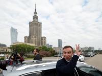 Rosyjskie media chwalą Dudę, między innymi za tematy ukraińskie