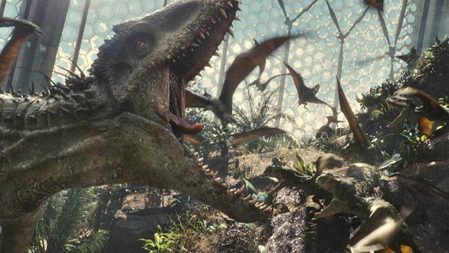 """""""Jurassic World"""" wiarygodniejszy naukowo"""