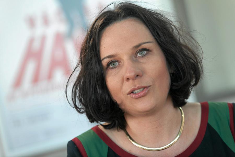 Monika Smoleń-Bromska, podsekretarz stanu w Ministerstwo Kultury i Dziedzictwa Narodowego