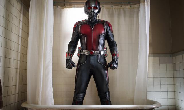 Mały wielki bohater. Ant-Man podbije serca widzów?