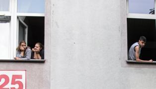 Syryjska rodzina, która zamieszkała w Tarnowie