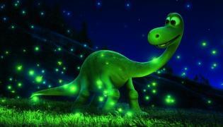 Zobacz dobrego dinozaura Pixara