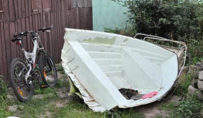 Motorówka przecięła łódź z ludźmi na pół