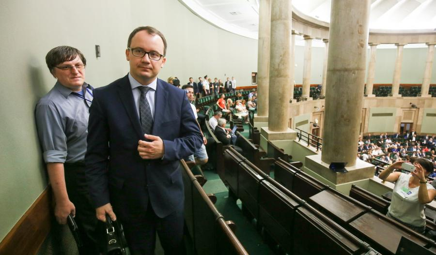 Adam Bodnar w Sejmie