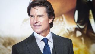 "Tom Cruise na premierze ""Mission: Impossible. Rogue Nation"" w Londynie"