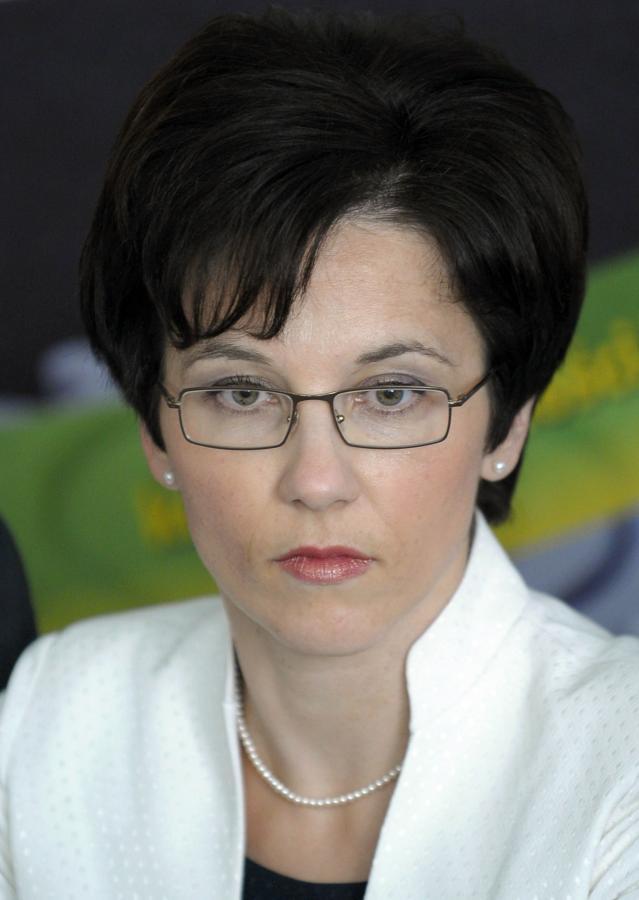 Małgorzata Zaleska, członkini zarządu Narodowego Banku Polskiego