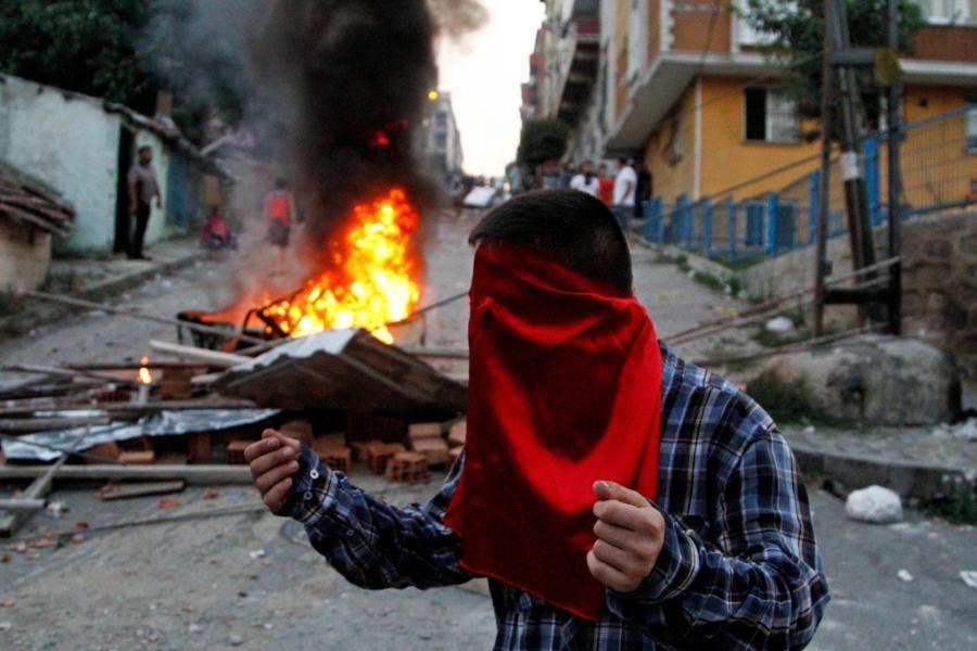 Zamieszki w Stambule
