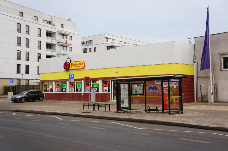 Market Biedronki