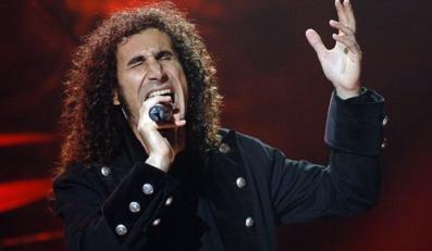 Serj Tankian poparł Komorowskiego