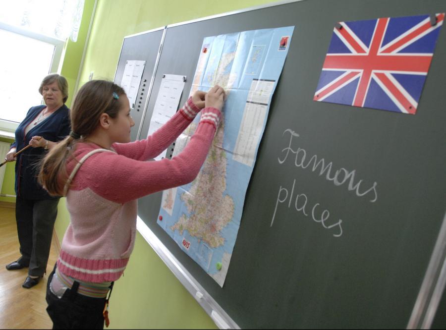 Angielski w każdej szkole