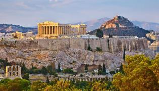 Cena za ratunek Grecji: Niepodległość