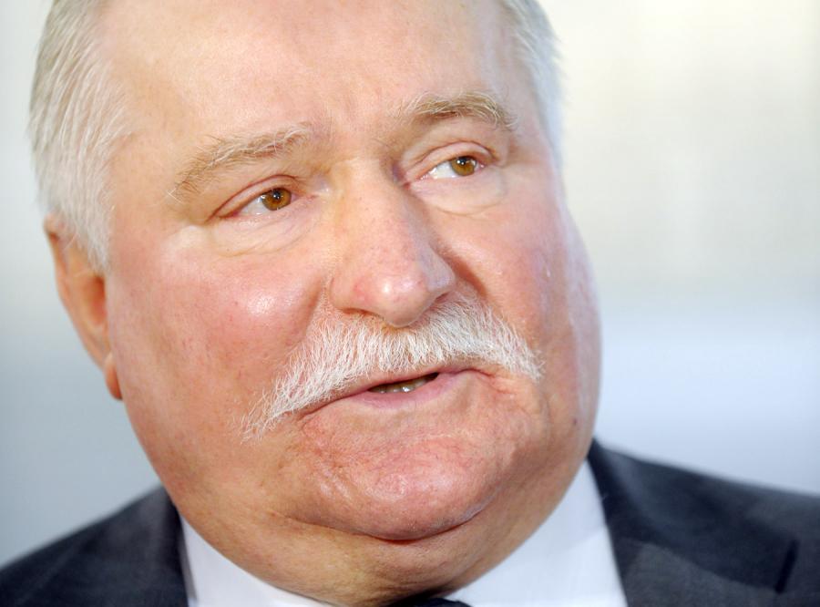 Lech Wałęsa ugościł heavymetalowców