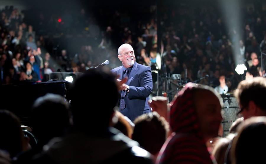Billy Joel szczęśiwym ojcem