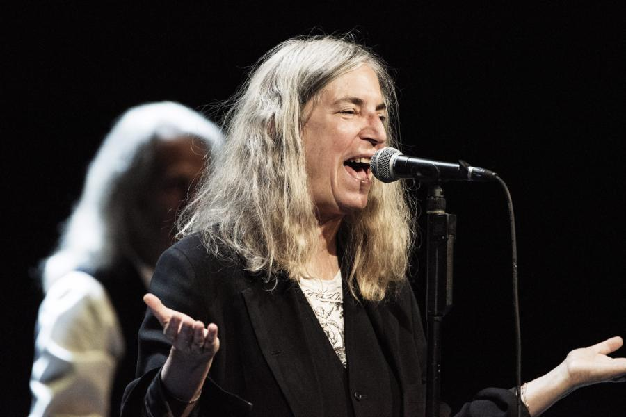 Pamiętniki Patti Smith jako serial