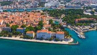 Zadar, Chorwacja