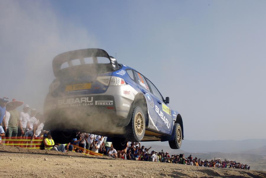 Subaru odeszło z rajdów!