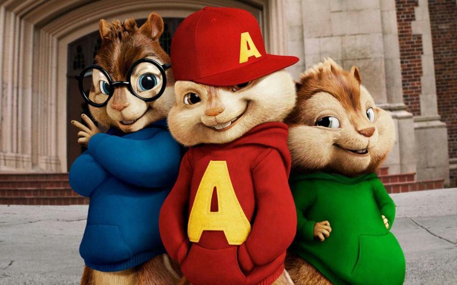 Alvin i wiewiórki wracają po raz czwarty