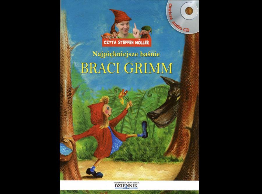 Kup baśnie braci Grimm wraz z DZIENNIKIEM