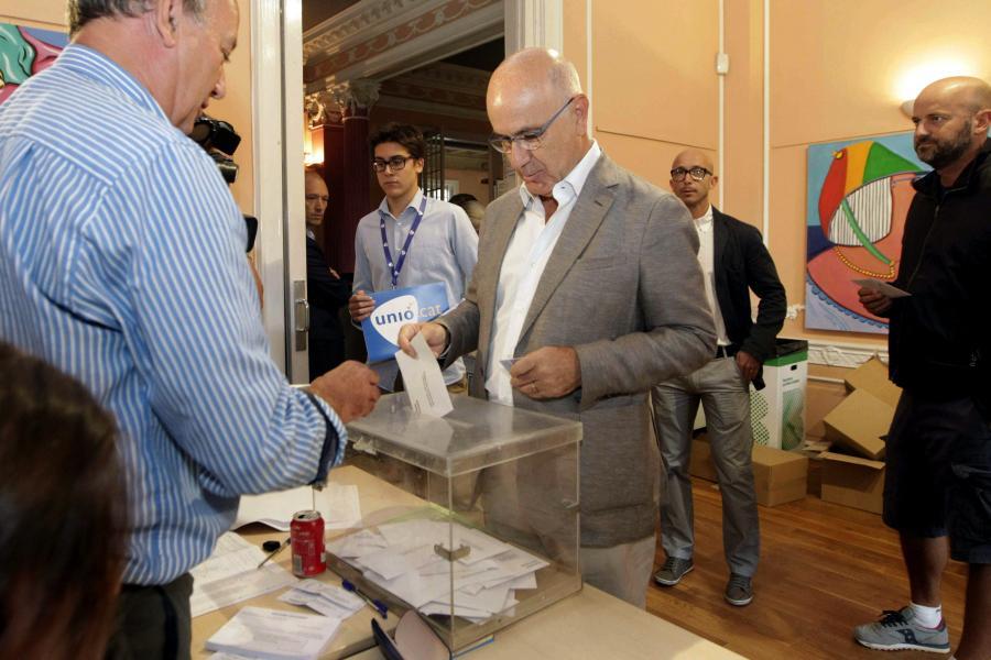 Wybory w Katalonii