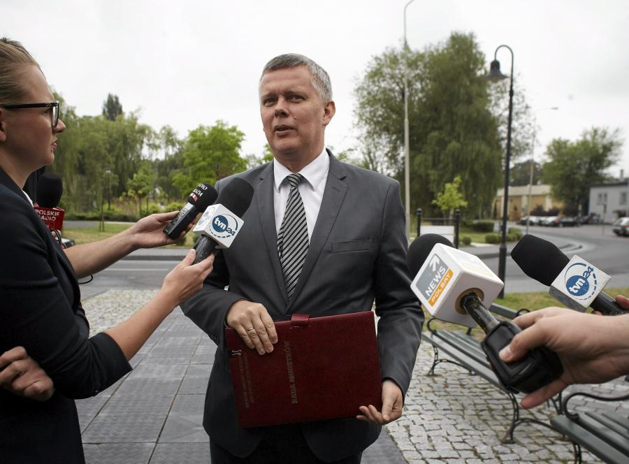 Wicepremier i szef MON Tomasz Siemoniak